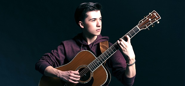 18 Years Old With 32 Million Views: This Polish Guitar Prodigy Tells Us How He Did It photo