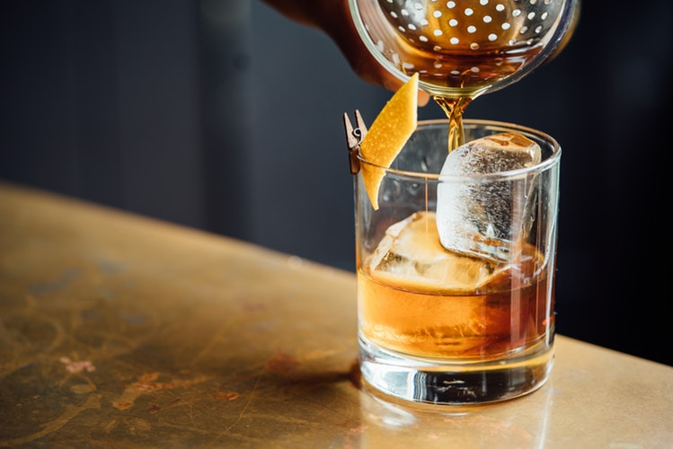 7 Two-ingredient Cocktails That Taste and Sound Fancy photo