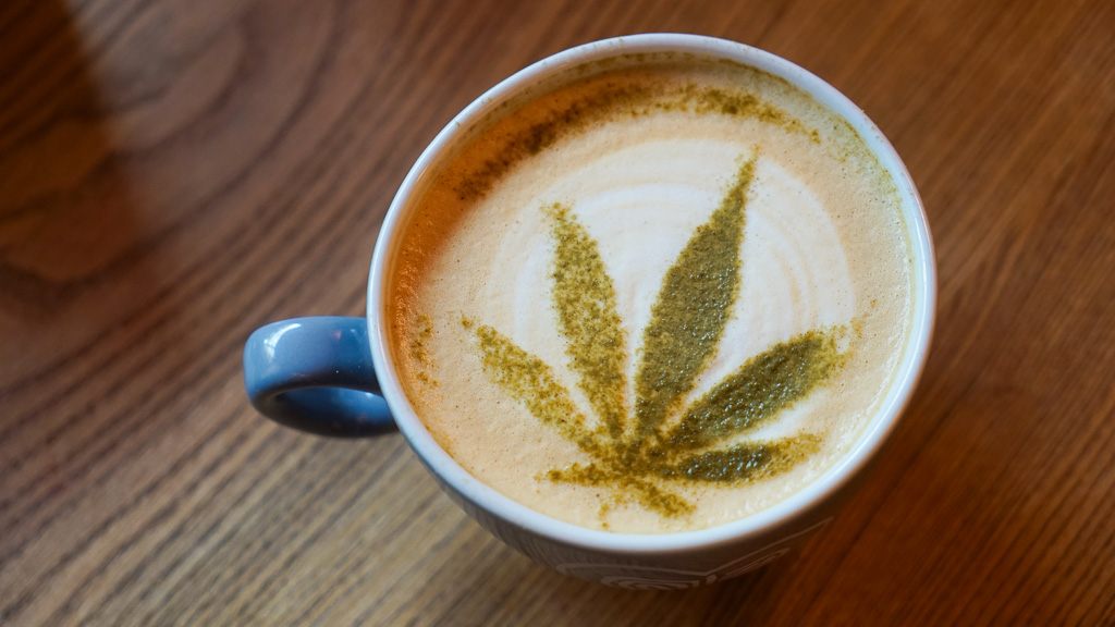 There's Evidence Coffee Acts on Your Brain Like Cannabis, But in Reverse photo