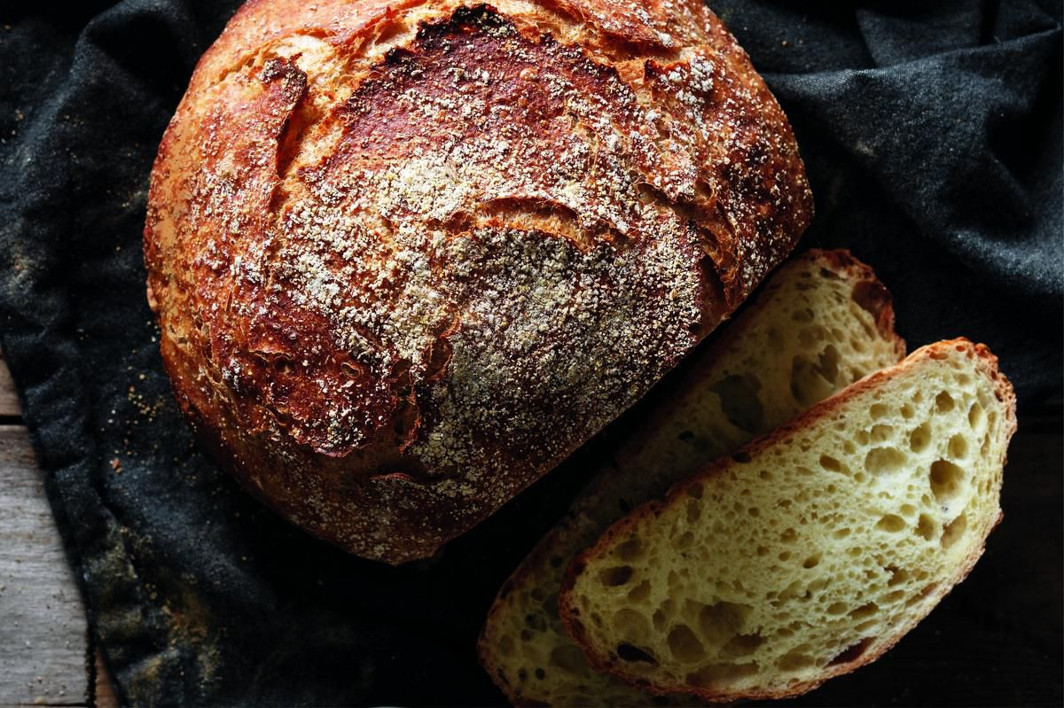 Bake Up Some Crusty White Bread photo