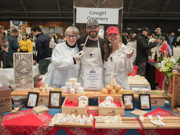 13th Annual California Artisan Cheese Festival Announces Participants For Artisan Cheese Tasting & Marketplace photo