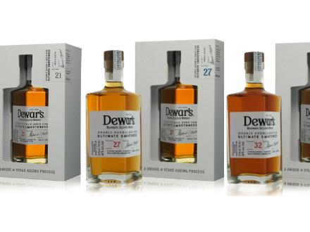 Bacardi Unveils New Dewar's Double Double Line With Dfs photo