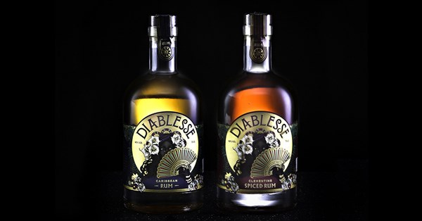 Manchester-based Rum Brand Diablesse Is Here photo