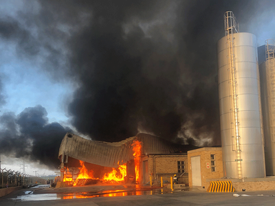 Clover Confirms All Employees Evacuated In Estcourt Fire photo