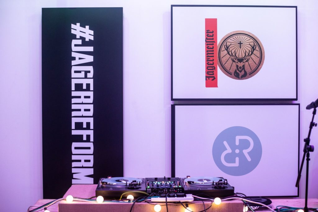 Jägermeister And Reform Radio Launch Exciting Partnership In Manchester photo