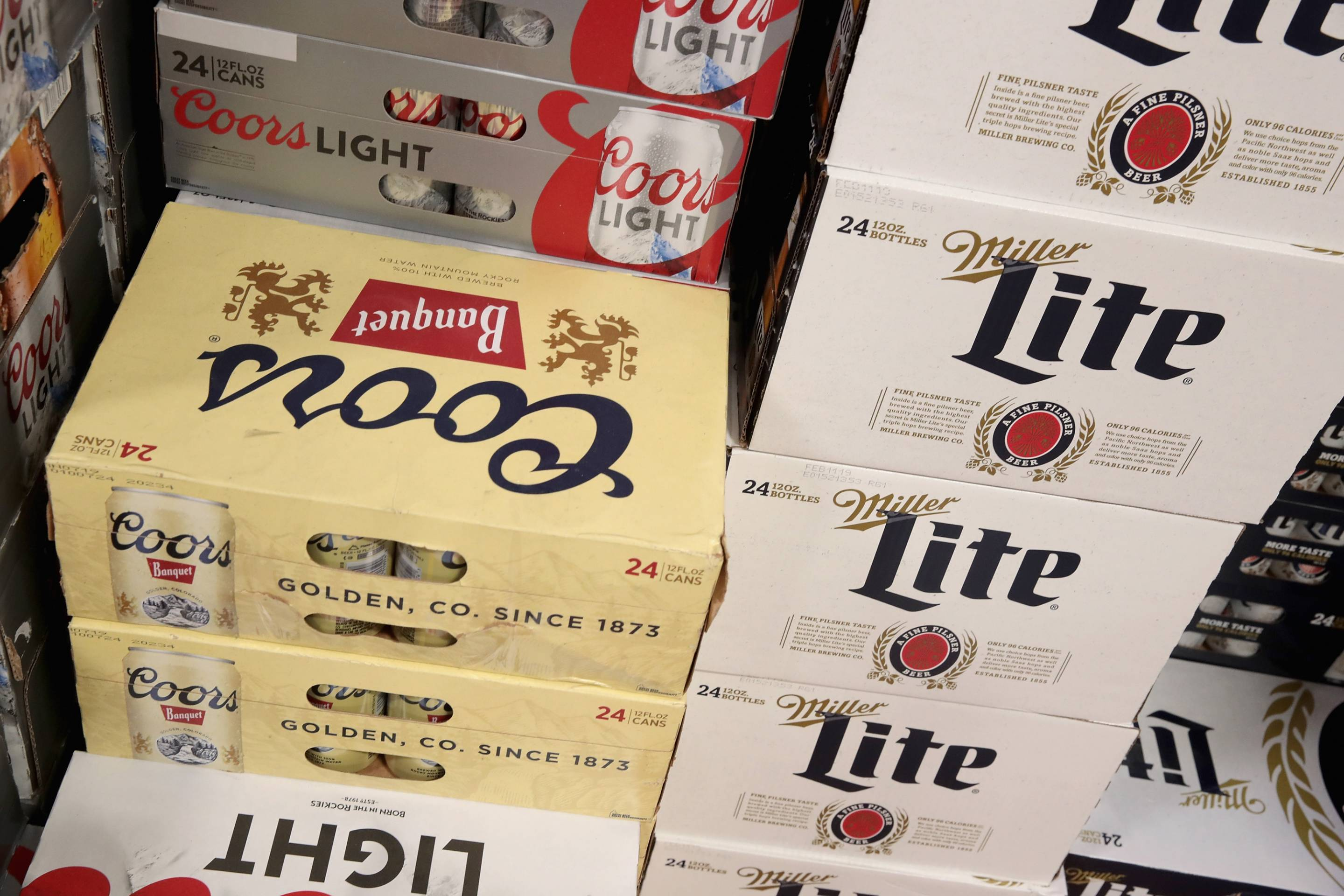 Millercoors Sues Budweiser Over Super Bowl Ad Campaign photo