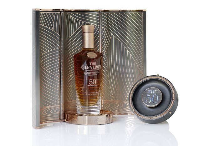 The Glenlivet Distillery Showcases A New $25,000 Scotch Whisky photo