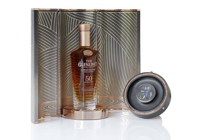 The Glenlivet Distillery Showcases A New $25,000 Scotch Whisky photo