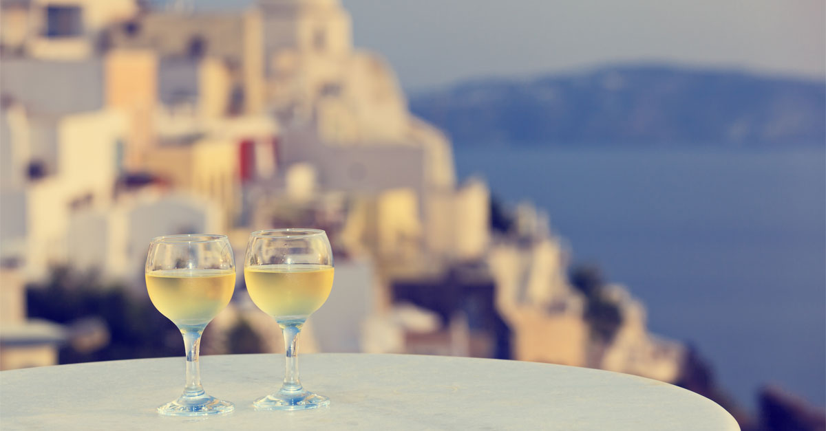 Greek Wine Is Trending, Depending On Whom You Ask photo