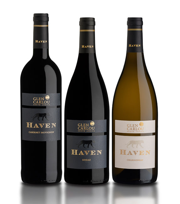 haven wines Drink Haven Wines by Glen Carlou for a good cause