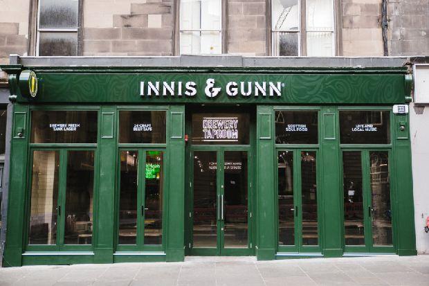 First Look: Innis & Gunn Promises Craft Beer Bonanza At Revamped Edinburgh Bar photo