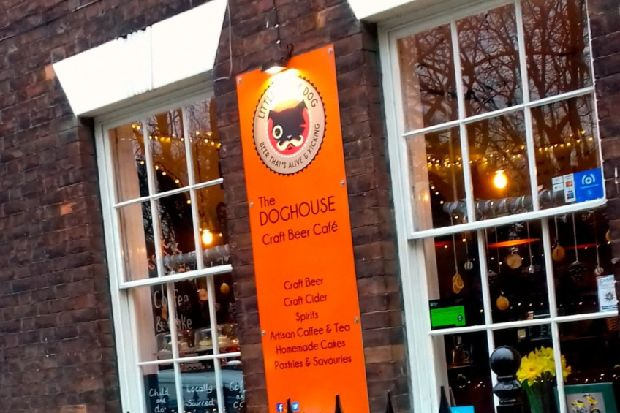 Taverner: The Doghouse, Selby photo
