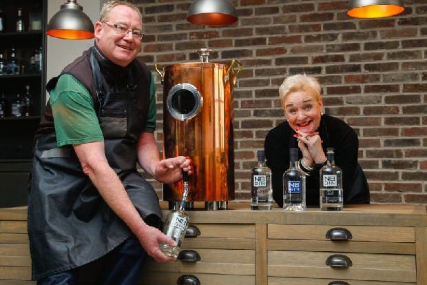 Green-minded Scottish Distillery Lets Customers Refill Gin, Vodka And Rum photo