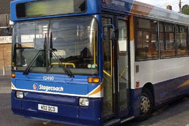 Buses To Villages Should Not Be Stopped By Roadworks photo