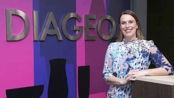 Diageo India's Julie Bramham Has Her Glass Full photo