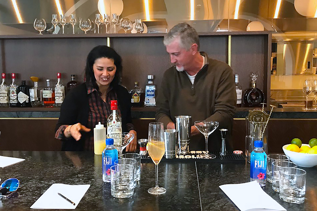Learn How To Mix Cocktails At This Posh Downtown Houston Hotel photo