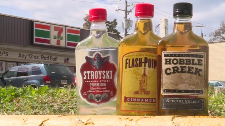 These Flavoured Wines Are Disguised As Vodka, Whisky, Tequila, And Gin photo