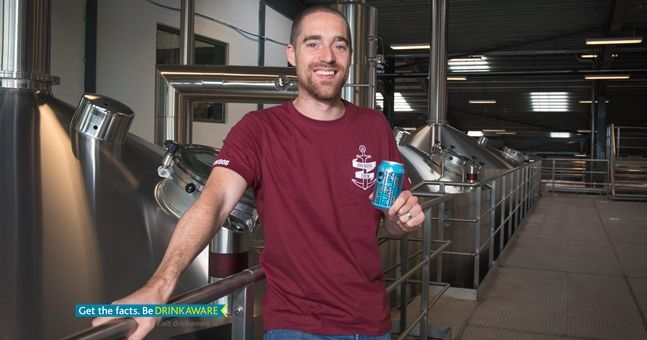 Brewdog Co-founder Martin Dickie On Becoming A Master Beer Maker photo