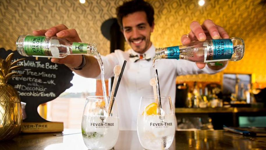 Fevertree Takes A Pop At ?biggest Beasts? photo
