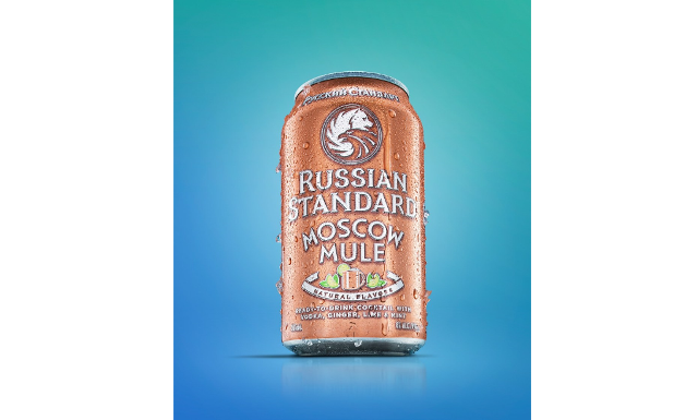 Russian Standard Unveils Vodka-based Ready-to-drink Moscow Mule photo