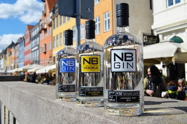 Nb Distillery In Scotland Is Now Offering A Bottle Refill Service On Gin, Whisky And Rum photo