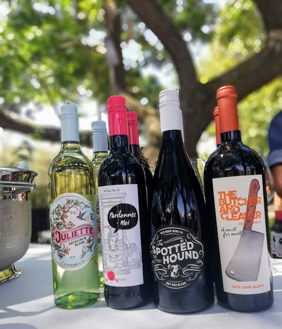 Old Road Wine Co. Merges Wine Quaffing With Story Telling photo