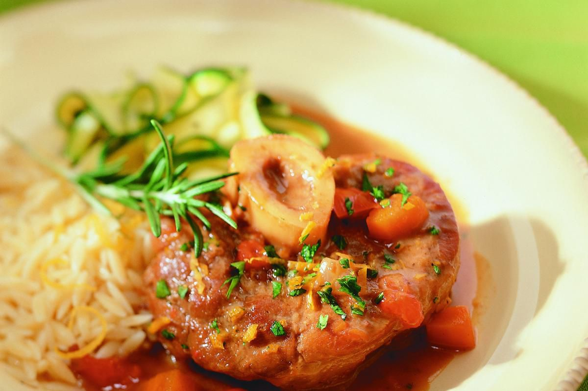 Quick And Easy Osso Buco: Ricardo photo