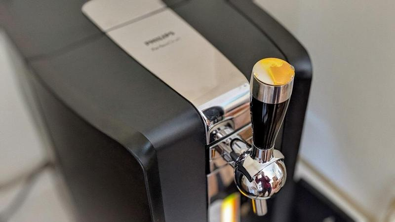 The Philips Perfect Draft Is A Simple And Effective Way Of Having Beer On Tap At Home photo