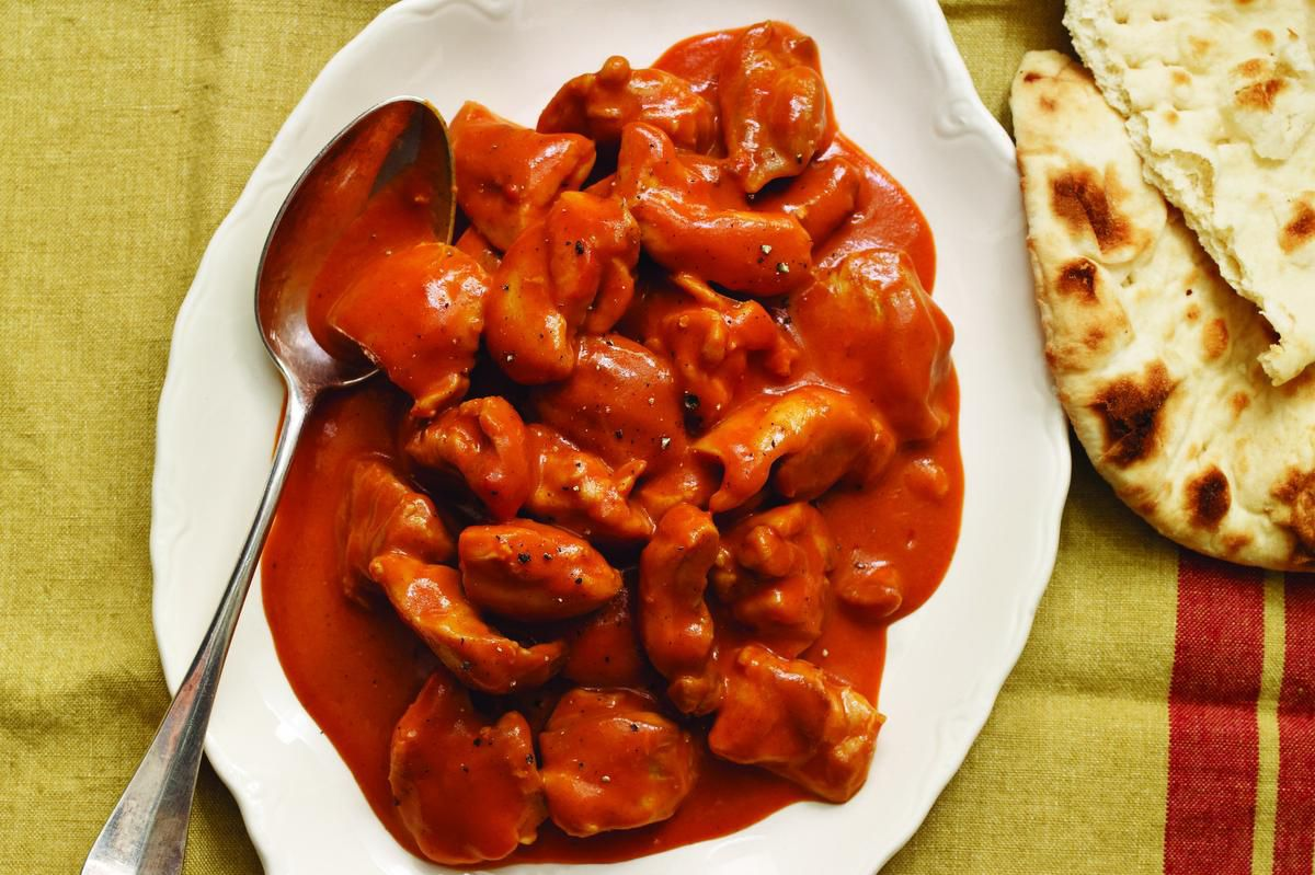 Whip Up Butter Chicken Faster Than The Delivery Guy photo