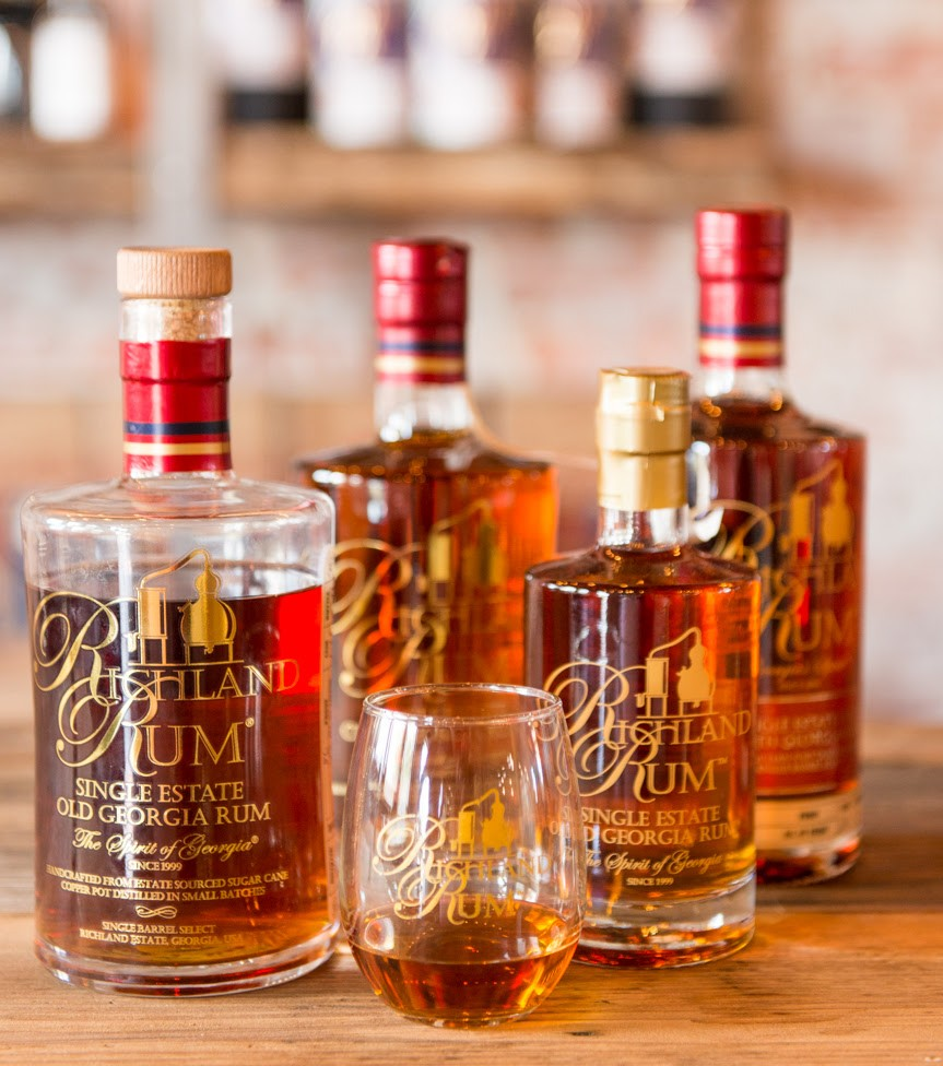 Richland Rum Launches in South Africa photo