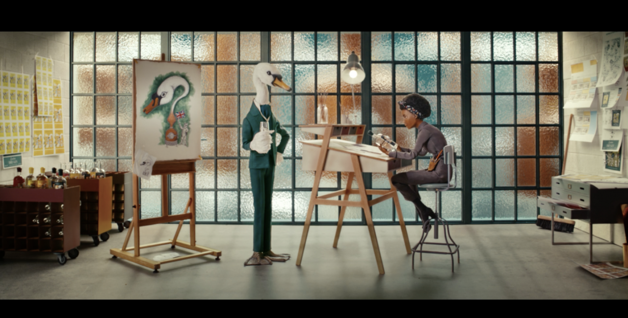 Sipsmith Gin: Mr. Swan By Ogilvy Uk photo