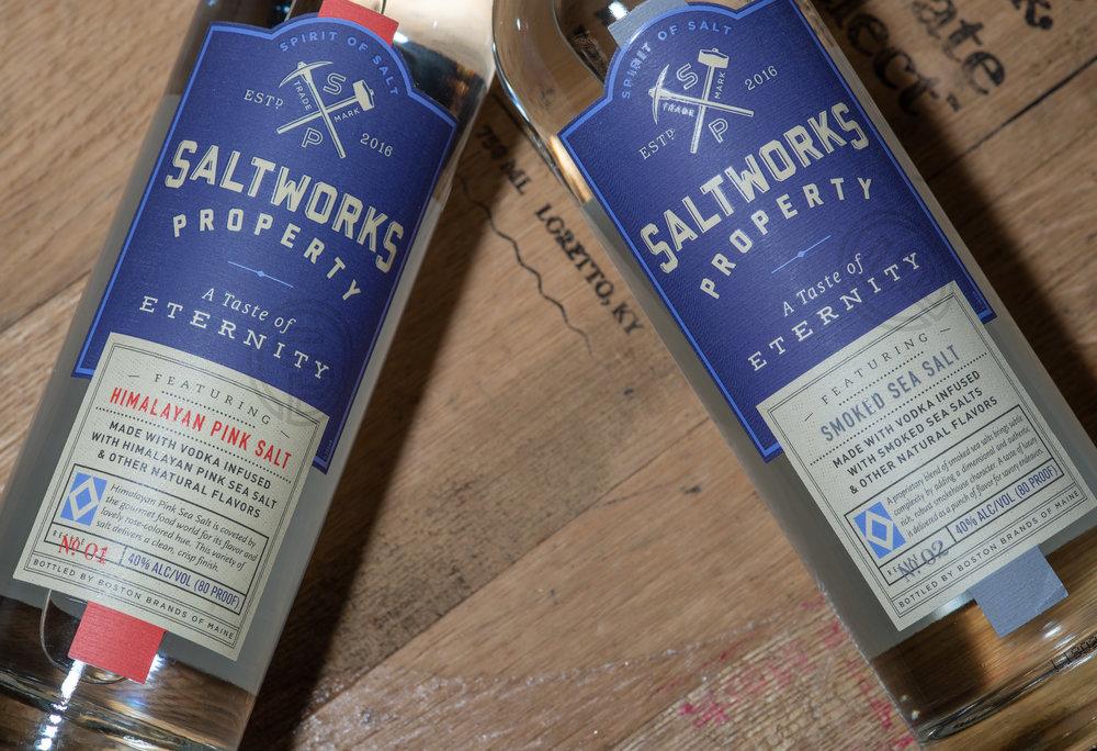 Salt-flavoured Vodka  Provides A Good Shortcut To Making Great Cocktails photo