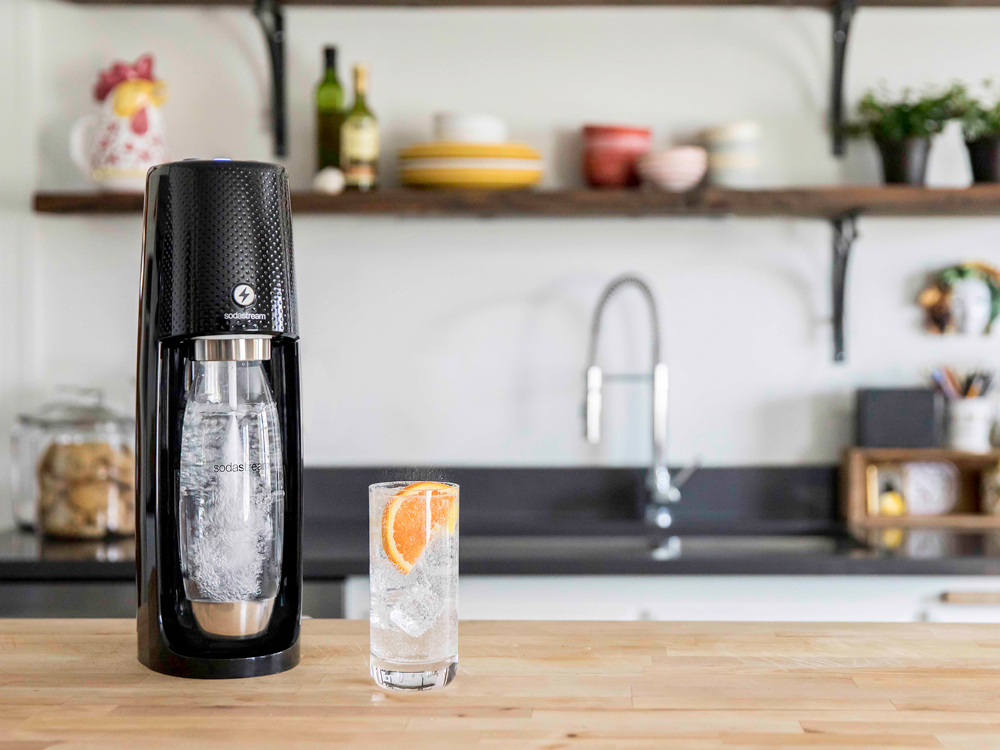 ?canadian Business Is On Fire?: 6% Of Households Have A Sodastream ? The Company Has Plans To Triple That photo