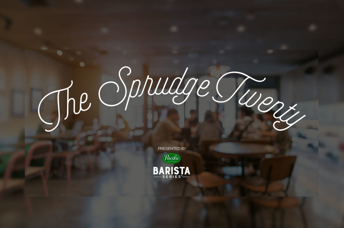 The Sprudge Twenty Is Coming?presented By Pacific Barista Series photo