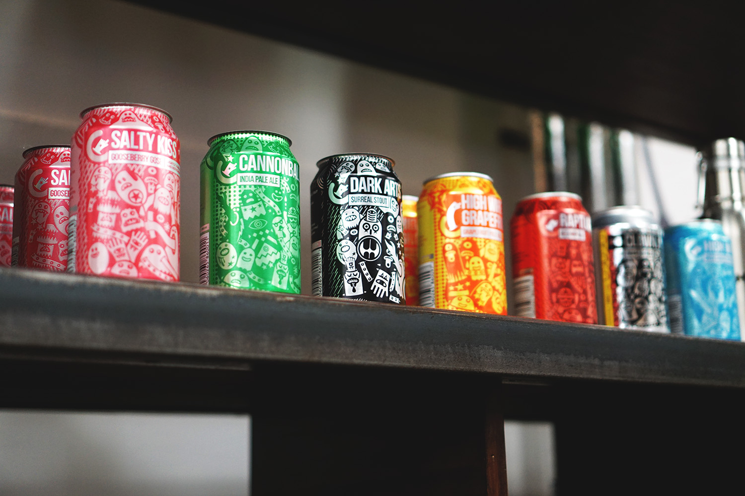 Hear Me Roar ? With Magic Rock Purchase, Lion Acquires Second U.k. Brewery In As Many Years photo