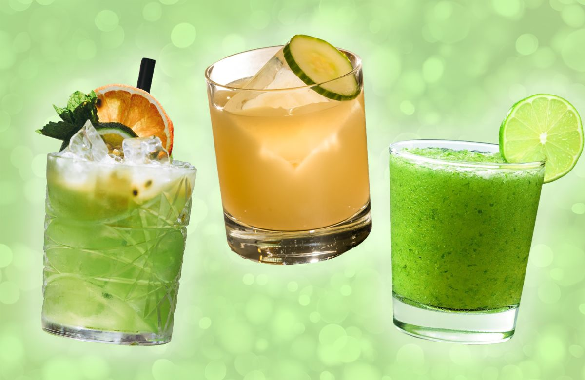 Don?t Drink Green Beer: 17 Lucky And Lavish St. Patrick?s Day Cocktail Recipes photo