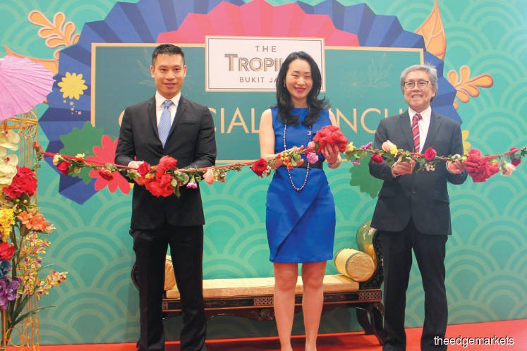 Tower A Of The Tropika By Berjaya Land Sees 60% Take-up photo
