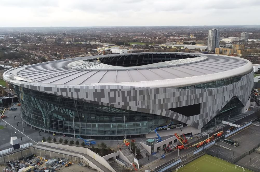 Tottenham Hotspur Stadium: 10 Things We Can't Wait To See And Experience At The New White Hart Lane photo