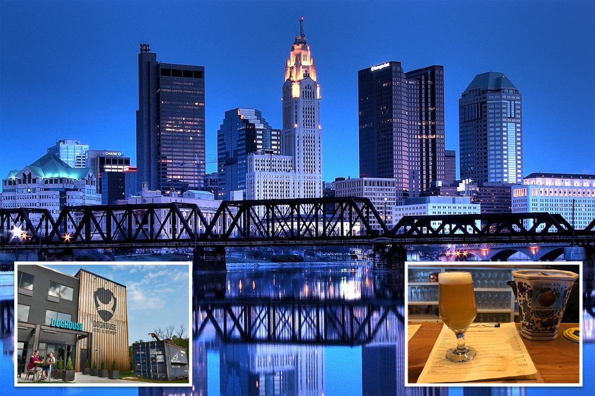 High-altitude Flight Club Ale On Way To Brewdog's New Hotel In Columbus, Ohio photo