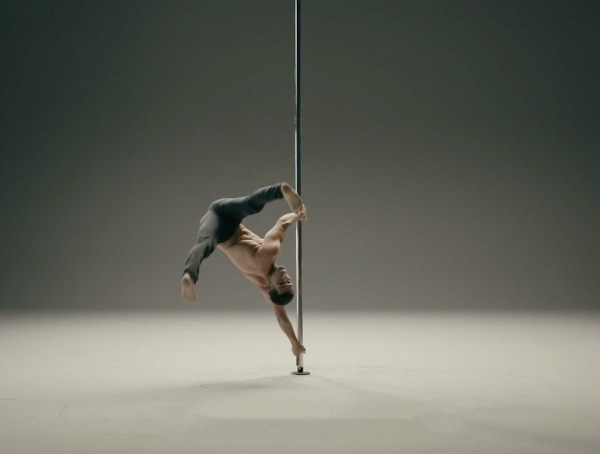 Male Pole Dancer Laughs Off Spiteful Comments In New Campaign For Sprite ? Creative Campaigns, Featured ? Wersm photo