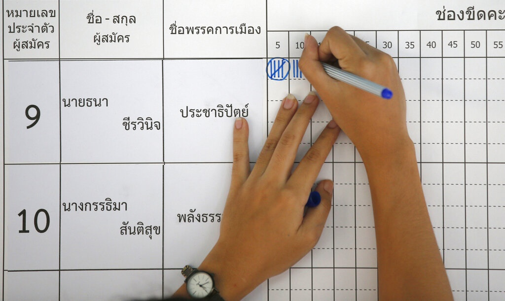 Thai Election Officials Say 66 Winners Risk Disqualification photo