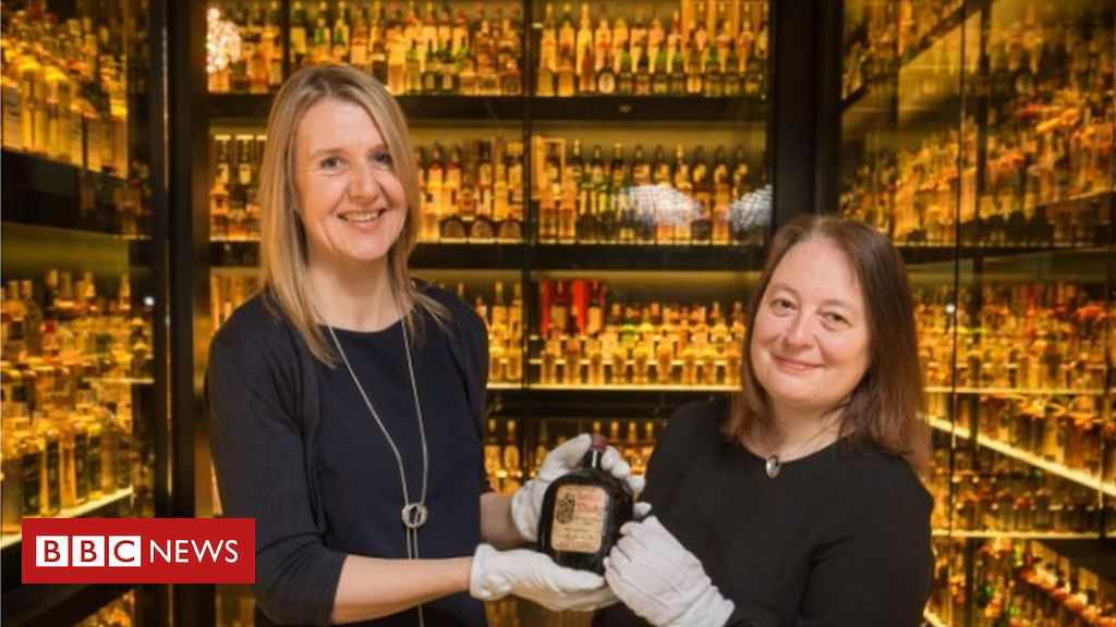 Private Whisky Collection To Stay On Display photo