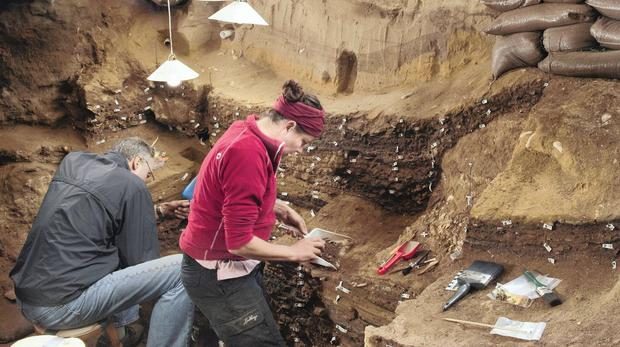 Early Human Origins On Display At Iziko Museum photo