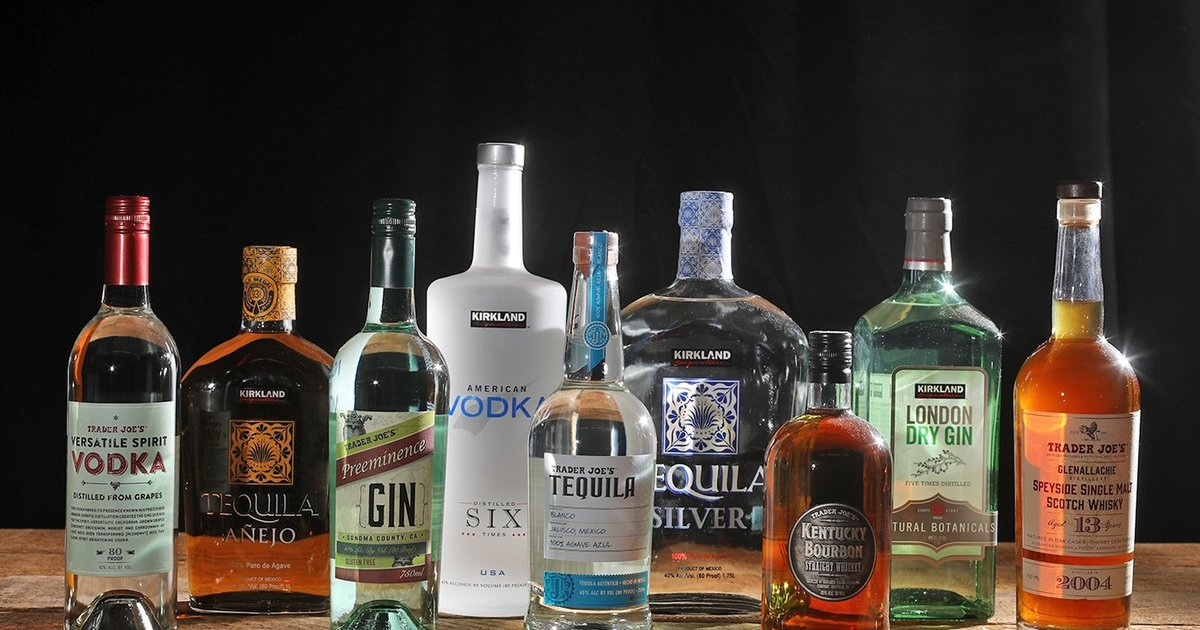 Costco And Trader Joe?s Offer Liquor At Bargain Prices. Who Does It Better? Our Experts Test And Tell You. photo