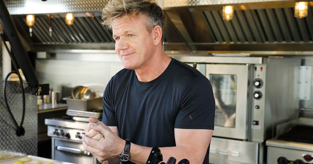 In Gordon Ramsay's Lucky Cat, An 'asian Eating House' Embroiled In Controversy photo