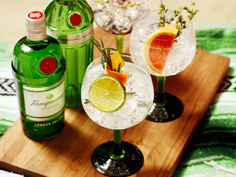 Fleishmanhillard Fishburn Wins Tanqueray?s First European Brief photo