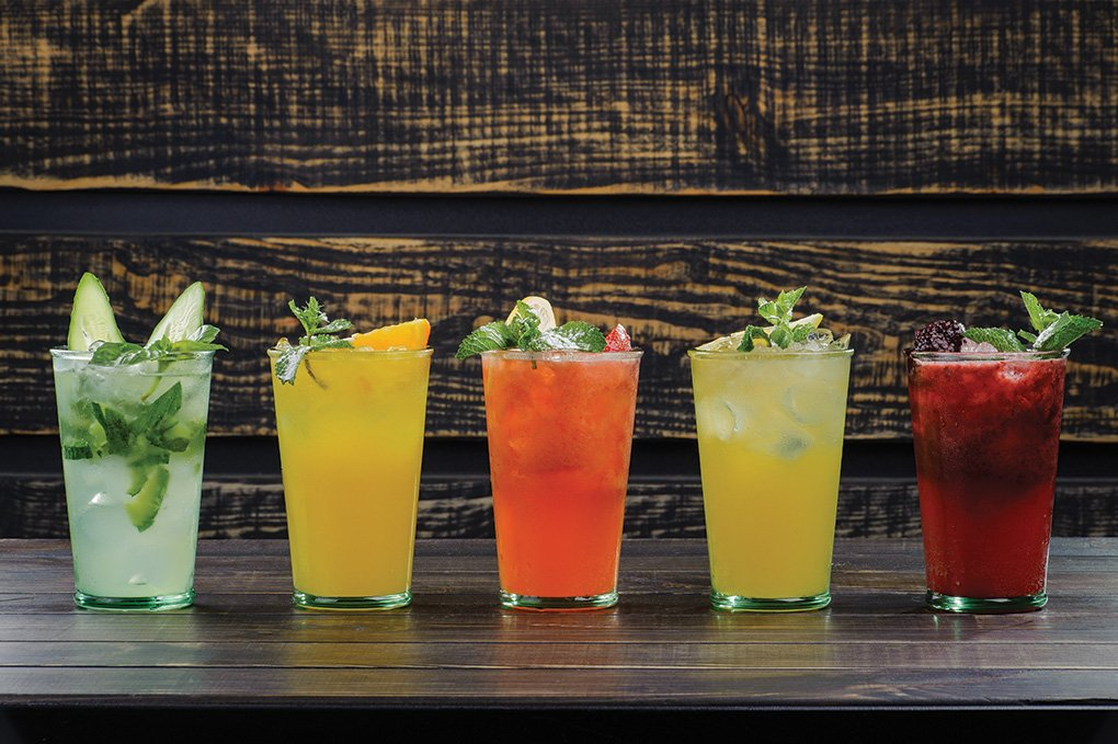 Party Drinks Don't Have To Be All Alcoholic – Ideas For Non-Drinkers photo