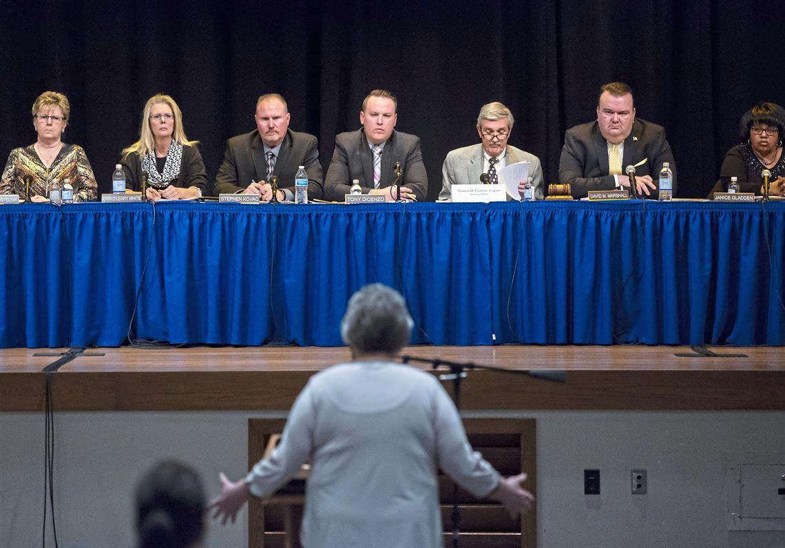 Ex-west Mifflin Area Superintendent Won't Appeal Firing — But Still Suing photo