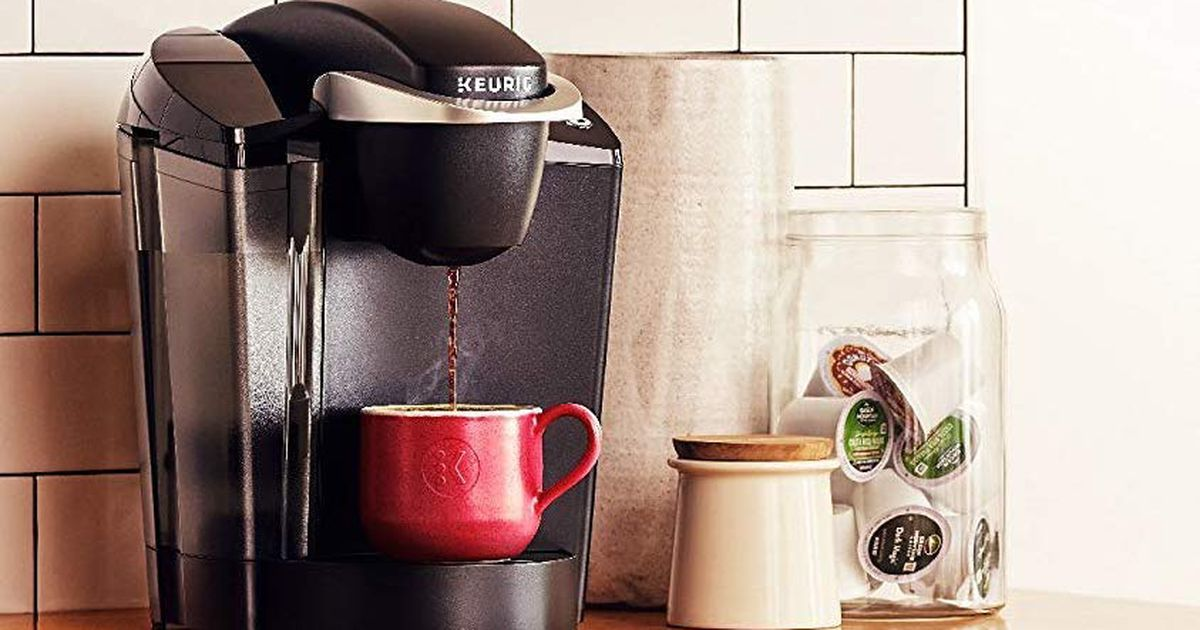 Keurig Makes Coffee Quick And Painless — Score One Of Their Classic Models For $10 Off photo
