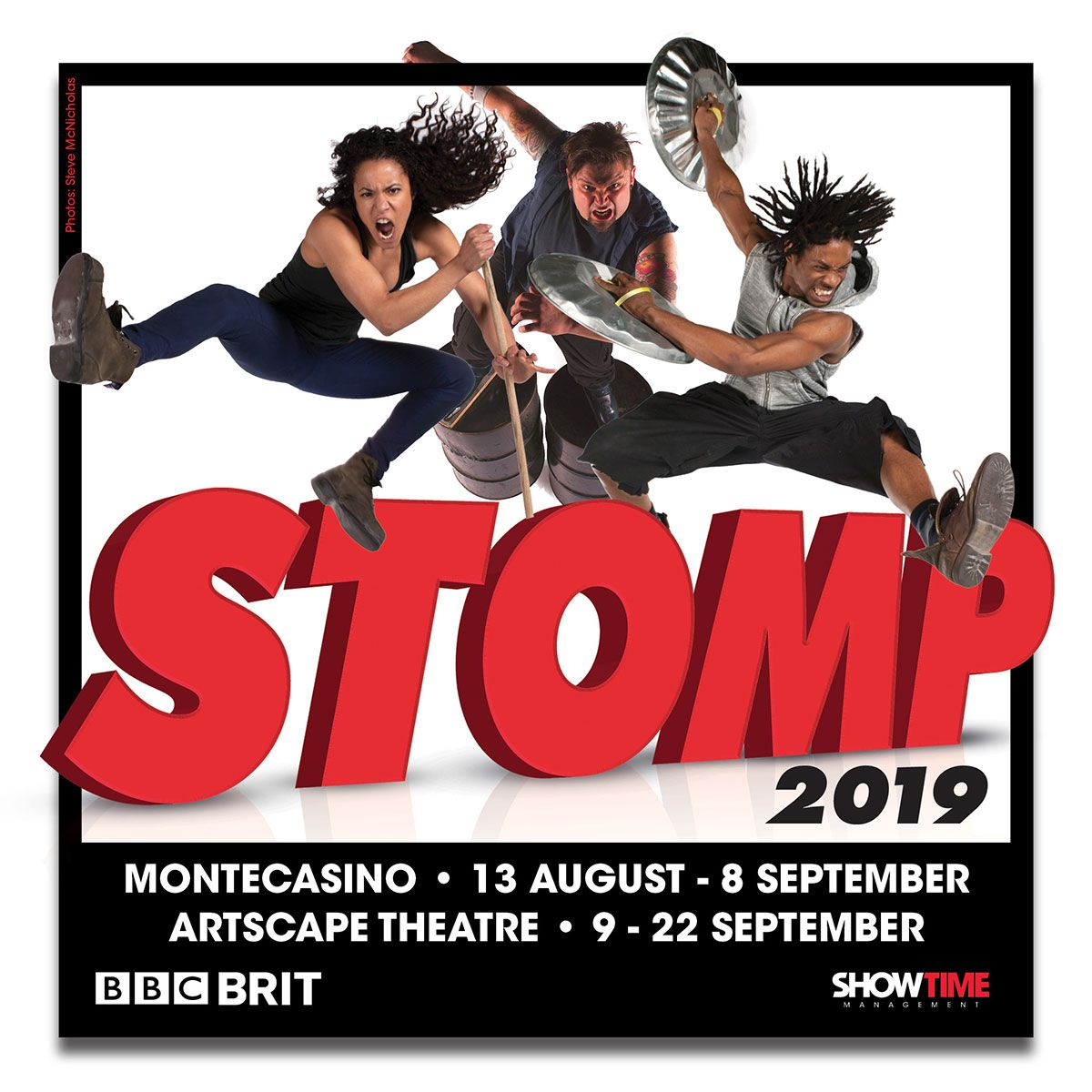 International Smash Hit Stomp Returns To South Africa photo